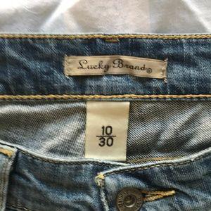 Lucky Brand Shorts - Lucky Brand Zoe Bermuda Shorts